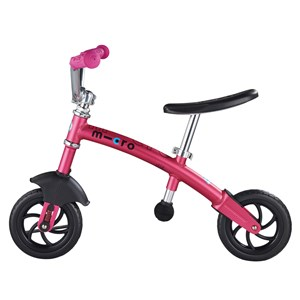 Image of Micro G-Bike Chopper Deluxe Balance Cykel Pink 24 months - 5 years (1330645)