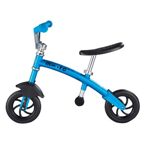 Image of Micro G-Bike Chopper Deluxe Balance Cykel Blå 24 months - 5 years (1330646)