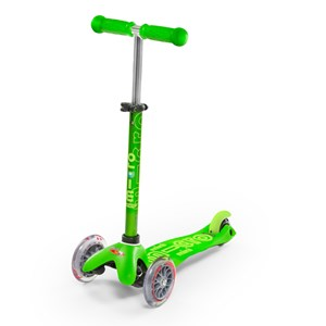 Image of Micro Mini Deluxe Scooter Grøn 24 months - 5 years (1330654)