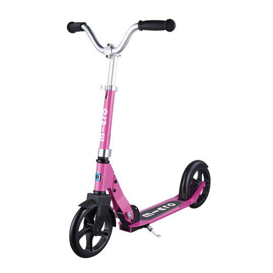 Micro Cruiser Big Wheel Scooter Rosa