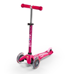 Image of Micro Mini Deluxe Scooter Pink 24 months - 5 years (1330653)