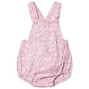 Image of Dr Kid Floral Romper Pink 1 month (3139023187)