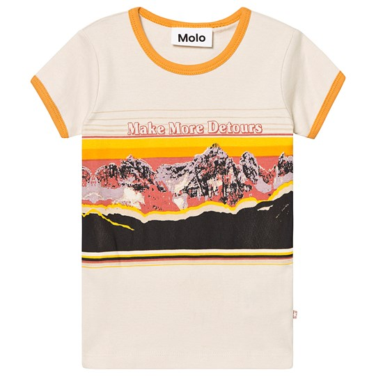 Molo T-shirts SS Rhiannon Pearled Ivory Pearled Ivory