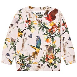 Molo Sweatshirt Mara Birds and Monkeys