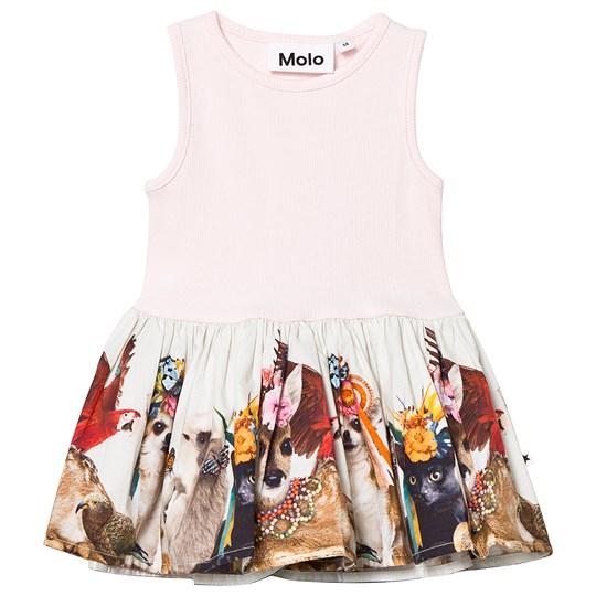 Molo Dress SS Cordelia Party Animals baby Party Animals baby