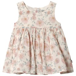 Wheat Pinafore Wrinkles Ivory