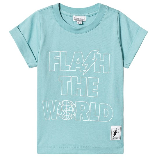 Civiliants Tee Falsh The World Nile Blue Nile Blue