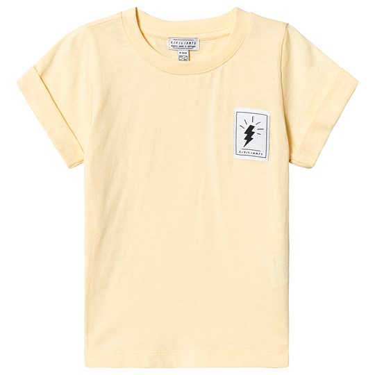 Civiliants Basic Tee Mellow Yellow Mellow Yellow