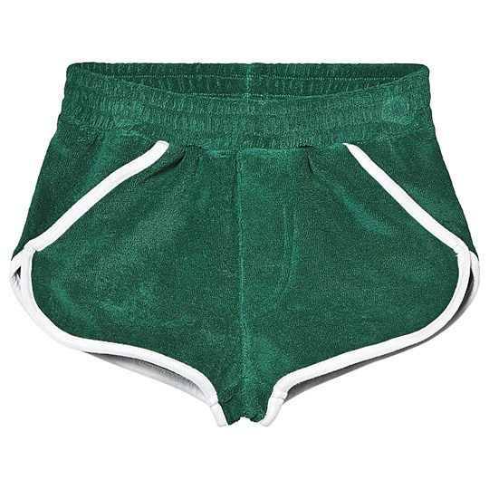 Yporqué Towel Short Green Green