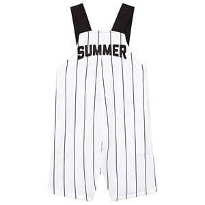 Image of Yporqué Summer Playsuit Baseball Stripes 2 år (1319788)