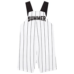 Image of Yporqué Summer Playsuit Baseball Stripes 4 år (1319789)