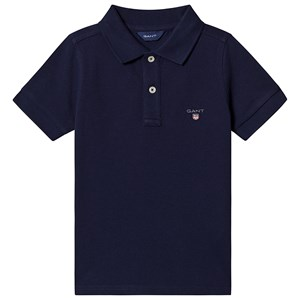 Image of GANT Branded Polo Navy 110-116cm (5-6 years) (3139762847)