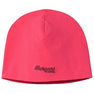 Image of Bergans Youth Beanie Dark Sorbet One Size (1312606)