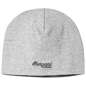 Image of Bergans Youth Beanie Grå One Size (1312607)