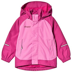 Image of Bergans Lilletind Kids Jkt Light Cerise Cerise Jam 128 cm (7-8 år) (1312696)
