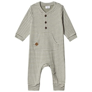 Image of Hust&Claire Magnus Jumpsuit Green 92 cm (1,5-2 år) (3139764541)