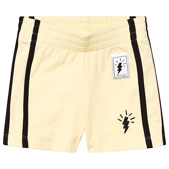 Civiliants Retro Shorts Mellow Yellow Mellow Yellow