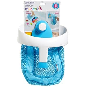 Image of Munchkin Super Scoop Bath Toy Organizer 9 months - 3 years (1351158)