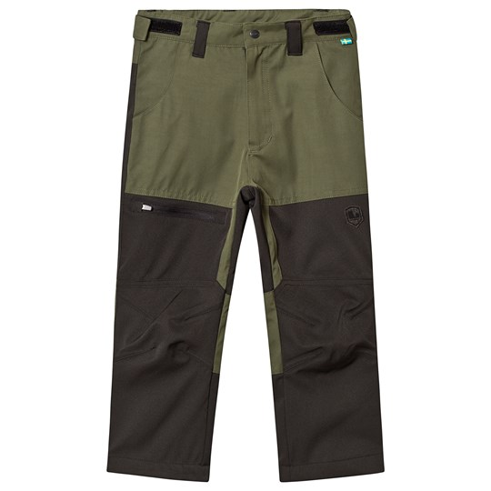 Lindberg Explorer Shell Pants Green Green
