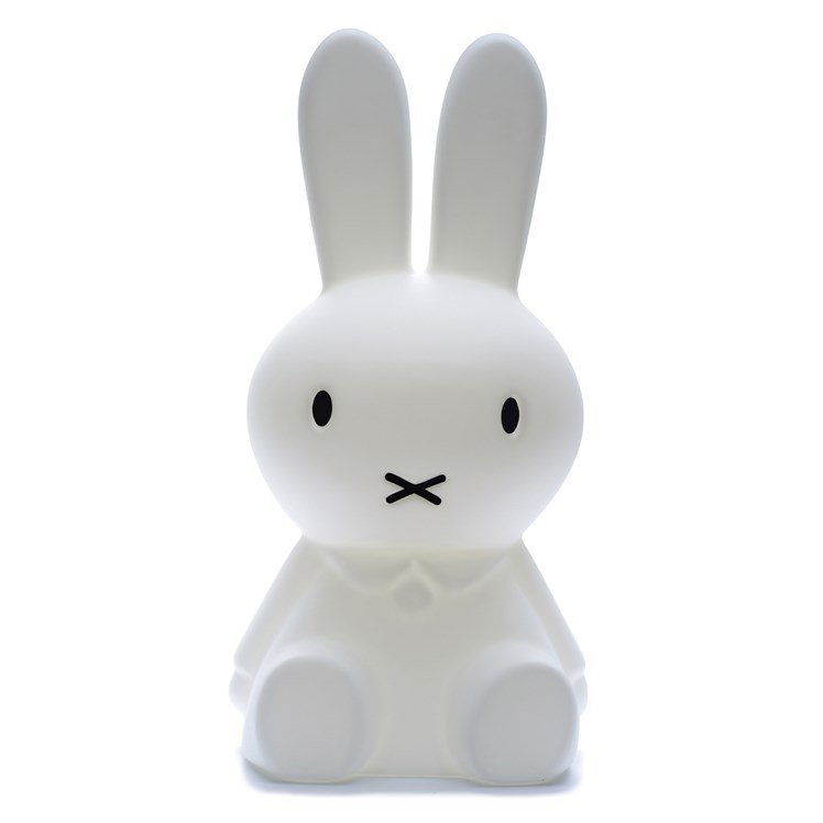 Mr Maria Miffy XL Lampa Babyshop.no