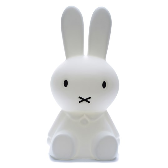 Mr Maria Miffy XL Lampa White