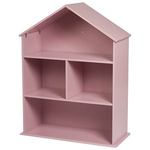 Image of JOX Bookshelf House Pink One Size (1274730)