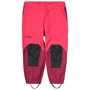 Image of Bergans Ruffen Kids Pants Dark Sorbet 104 cm (3-4 år) (3140444035)