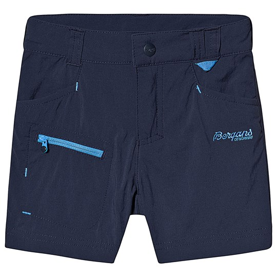 Bergans Utne Kids Shorts Navy Cloud Blue Navy/Cloud Blue
