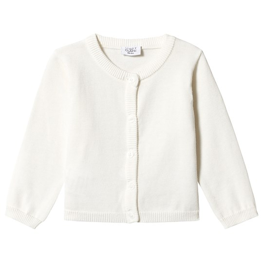 Hust&Claire Claire Cardigan Beige Ivory