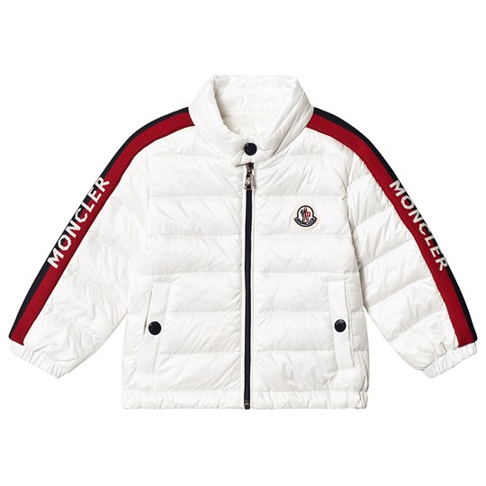 Moncler Off White Acteon Quilted Down Unisex Jacket 032