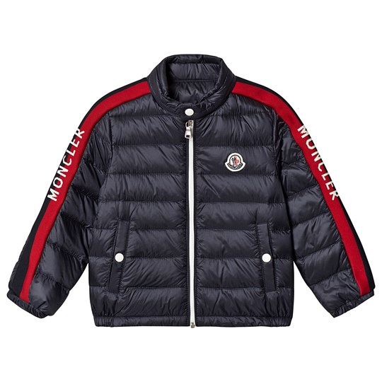 Moncler Navy Acteon Quilted Down Unisex Jacket 778