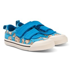 Toms Blue Doheny Sesame Street Straps Trainers