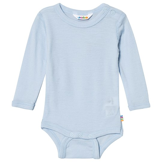 Joha Body w/ long sleeves Cashmere Blue Cashmere blue