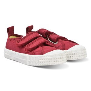 Image of Novesta Star Master Sneakers Red 24 (UK 7) (3142527119)