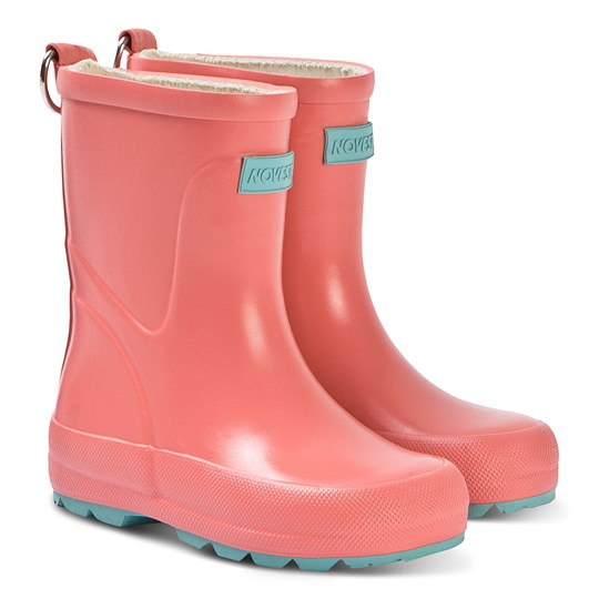 Novesta Apricot Welly Boots 384 APRICOT