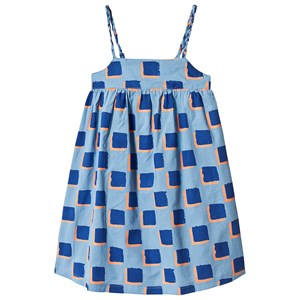 Image of nadadelazos Dress Icebox Light Waves Blue 2-4 år (3142529773)