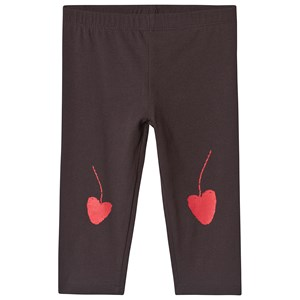 Image of nadadelazos Legging Big Cherries Mosquito Black 12-18 mdr (3142529889)