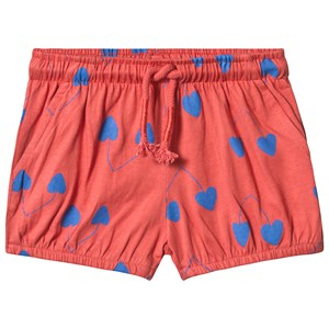 Image of nadadelazos Short Cherries In Blue Tan Red 4-6 år (3142529939)