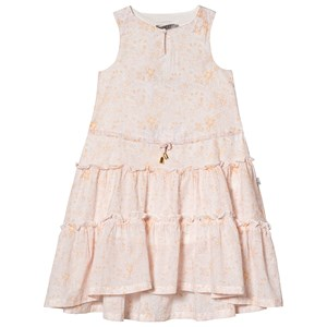 Image of Wheat Dress Pia Ivory 116 cm (5-6 år) (3142530051)