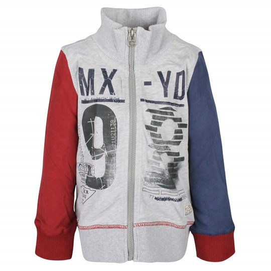 Mexx Kids Boys Sweatshirt Granite Melange Black