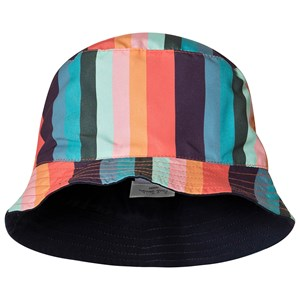 Image of Paul Smith Junior Artist Stripe Reversible Bucket Hat Multicolor 18 months-3 years (3142529395)