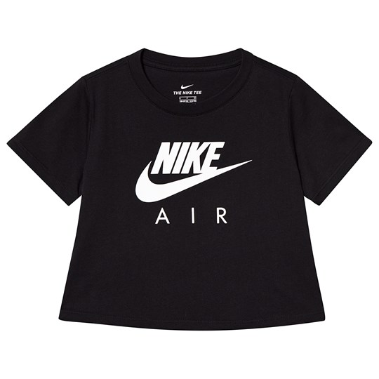 NIKE Black Nike Air Crop Top