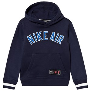 Image of NIKE Air Hoodie Navy 2-3 years (3143207785)