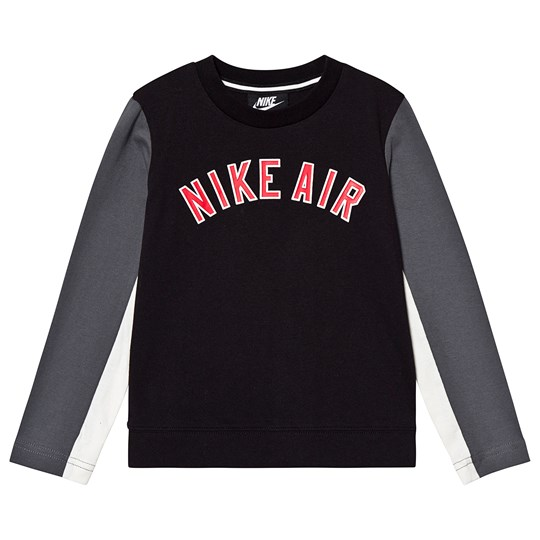 NIKE Black Nike Air Long Sleeve Tee 023