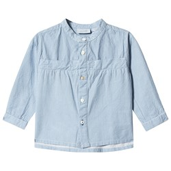 Noa Noa Miniature Shirt Long Sleeve Kentucky Blue