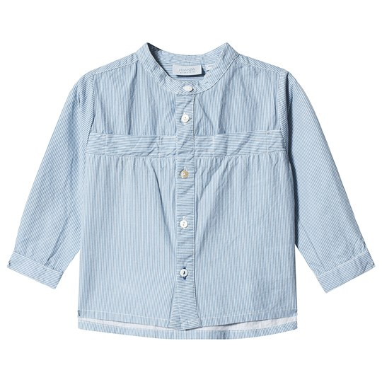 Noa Noa Miniature Shirt Long Sleeve Kentucky Blue Kentucky Blue