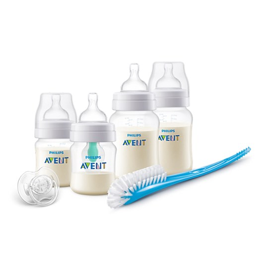 Philips Avent Anti-Colic Airfree vent Giftset TRANSPARENT
