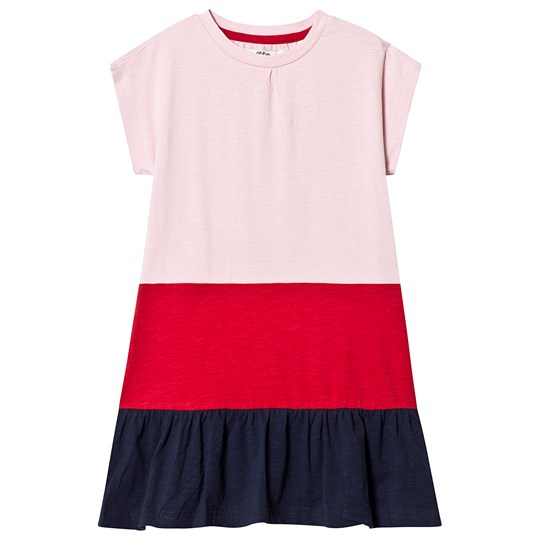 ebbe Kids Bianca Dress Red Pink Blue Red pink blue