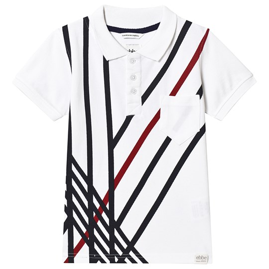 ebbe Kids Ulf Poloshirt Retro stripes Retro stripes