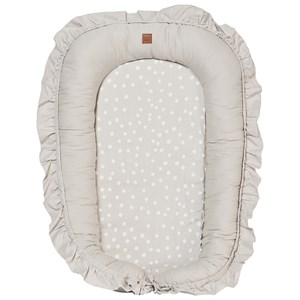 Buddy & Hope Babynest Grå One Size